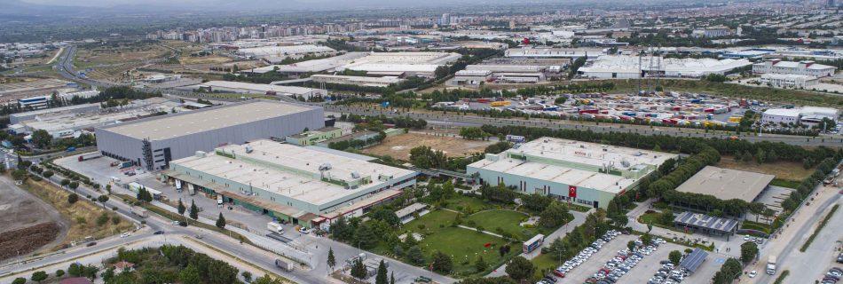 tekirdağ havadan çekim - bosch fabrikas   manisa osb 950x320 - Tekirdağ Havadan Çekim