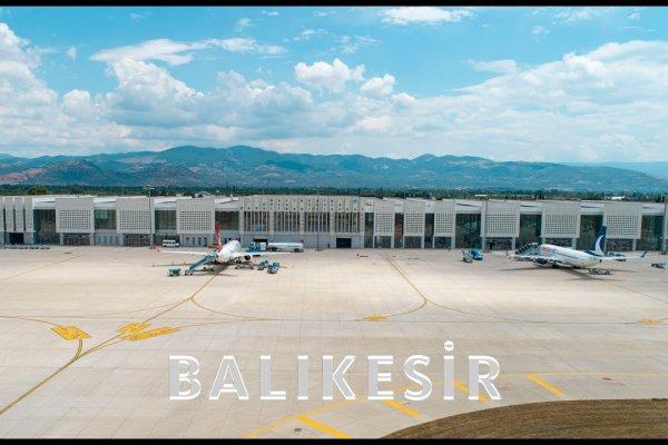- maxresdefault 30 600x400 - Balıkesir Havalimanı